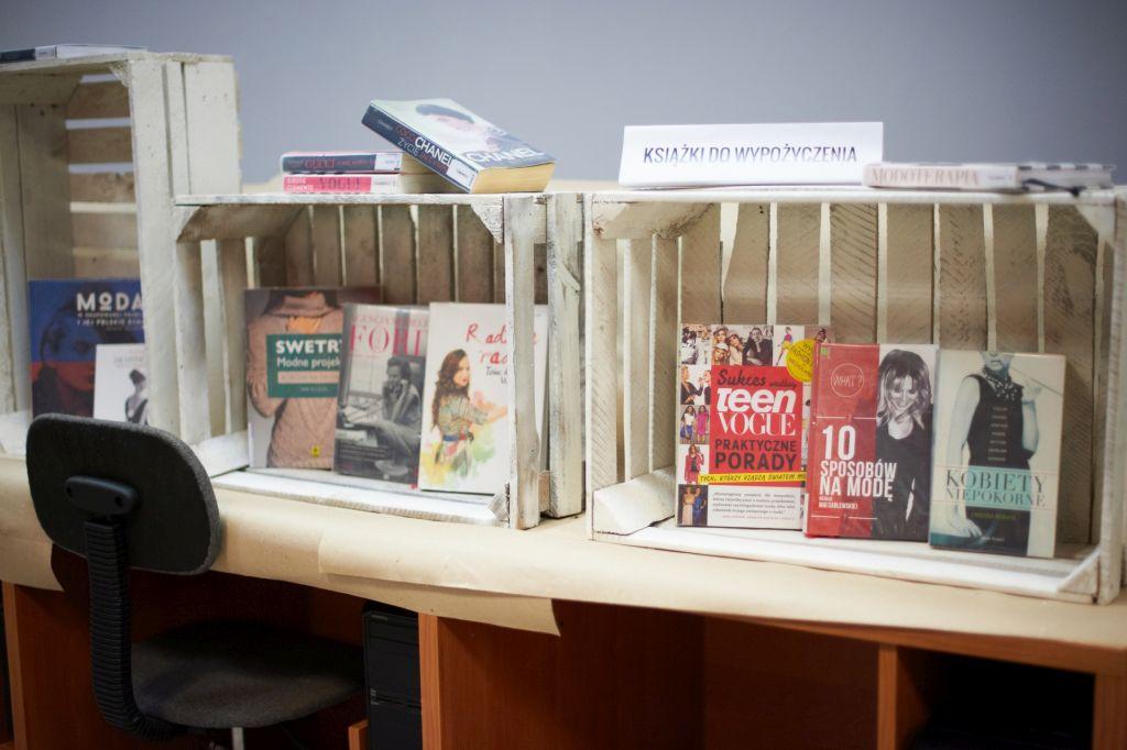 Kulturalna wietrzenie szafy... w bibliotece!