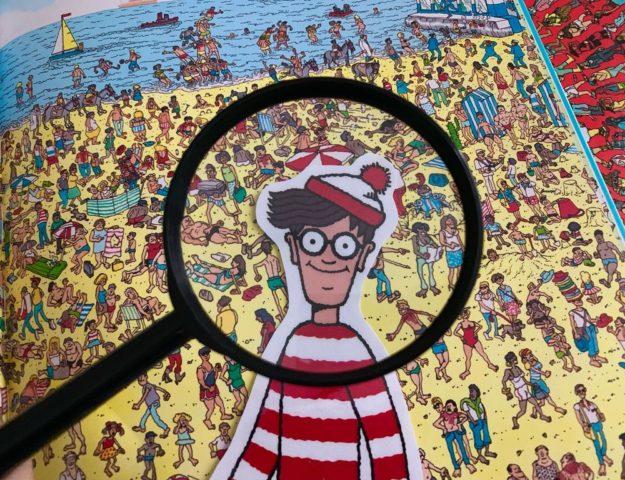 Wally – wyszukiwanki sprzed lat