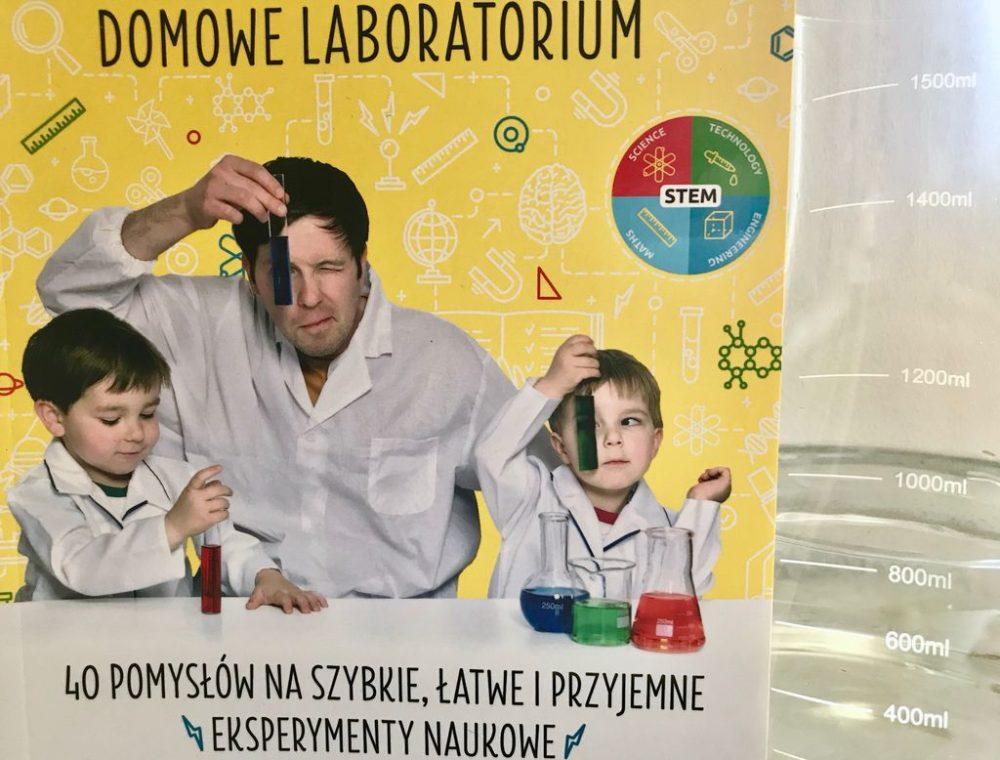 Eksperymenty w bibliotece (od zaraz)