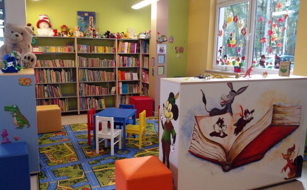 Kącik dla dzieci w bibliotece – praktyczna instrukcja