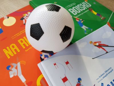 Sport to zdrowie! – książki dla miłośników aktywności fizycznych