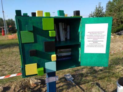 Mikrobiblioteczki w Sosnowcu