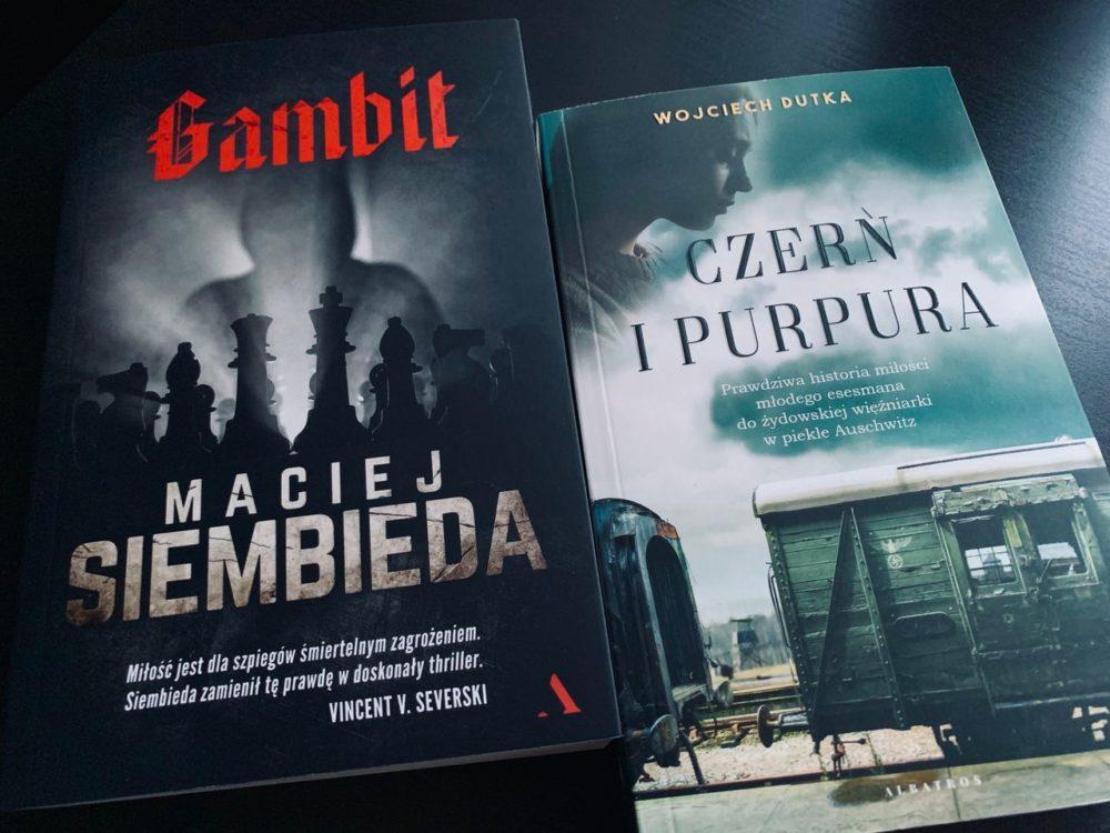 Dwie wojenne historie – Gambit oraz Czerń i purpura