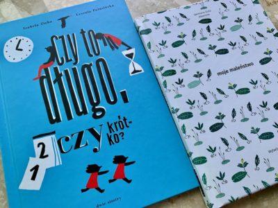 Czas na czytanie – 2 tytuły o tykaniu zegara