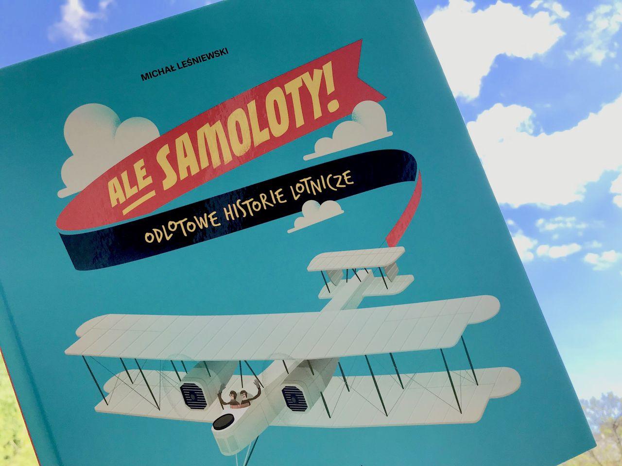 Książka wysokich lotów