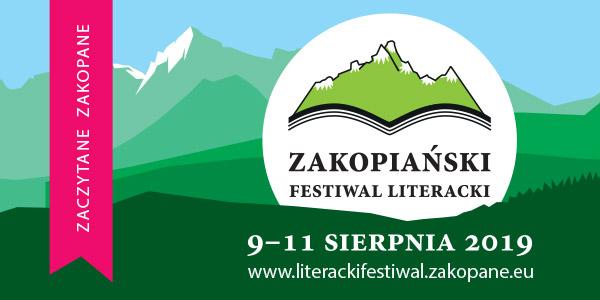 """Zakopiański Festiwal Literacki, czyli """"Zaczytane Zakopane"""""""