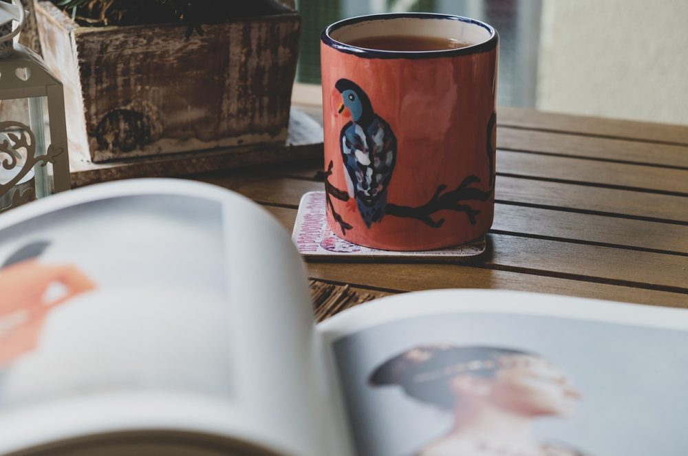 Pola widzenia książki – w podróży