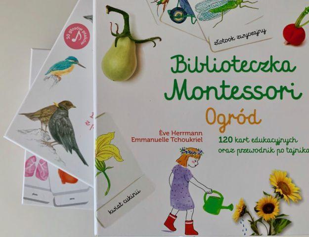 Pomoce Montessori, czyli sposób na edukację