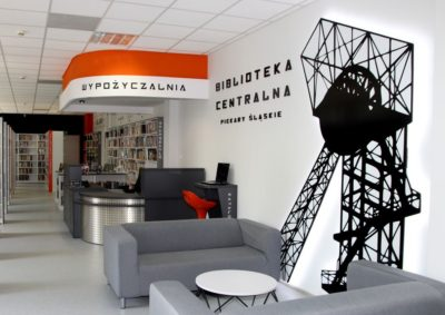 Nowe biblioteki – 5 przykładów funkcjonalnych przestrzeni