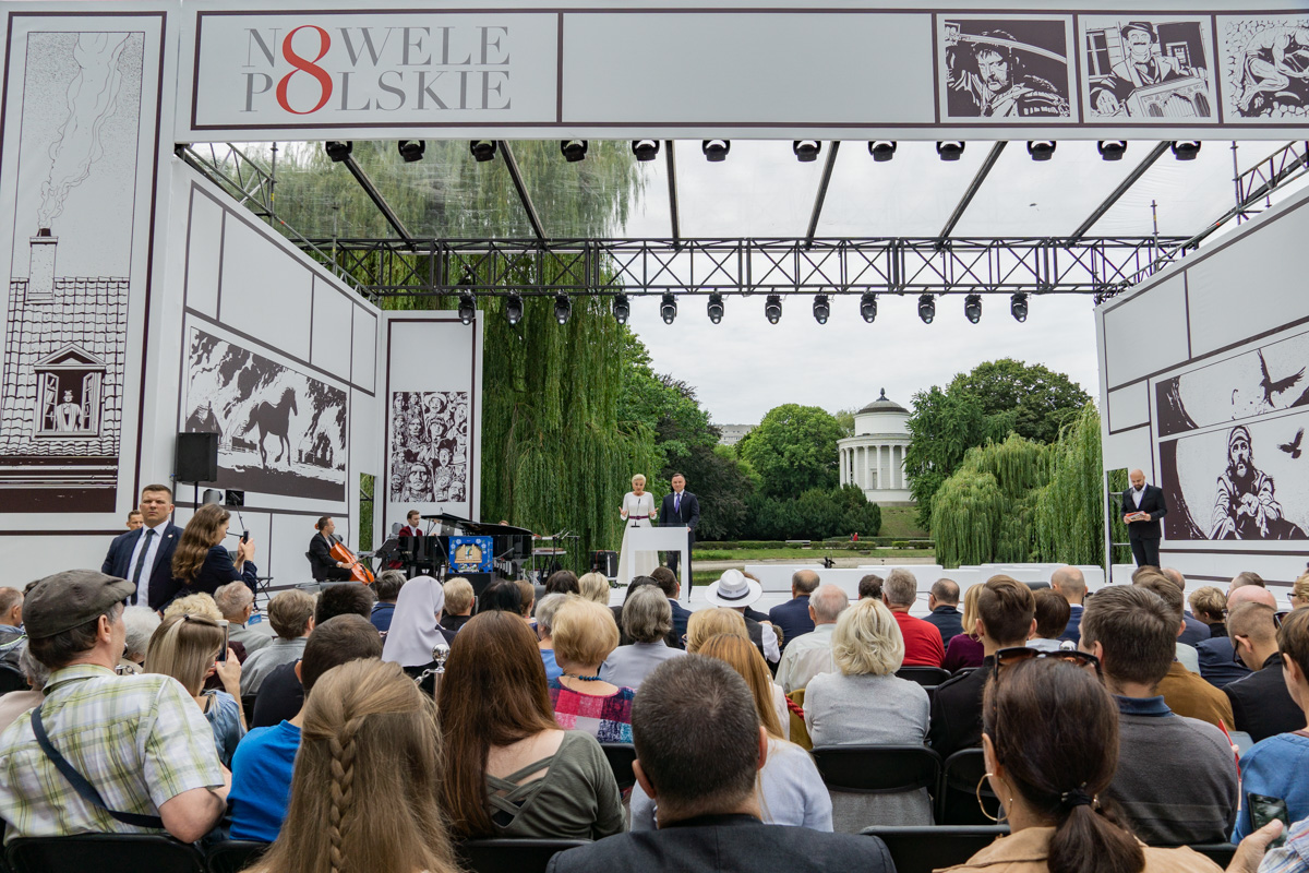 Narodowe Czytanie 2019 z nowelami polskimi