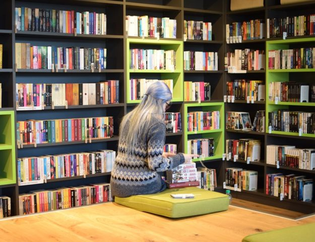 Młodzież zaprojektuje swoją przestrzeń w Bibliotece Oksywie