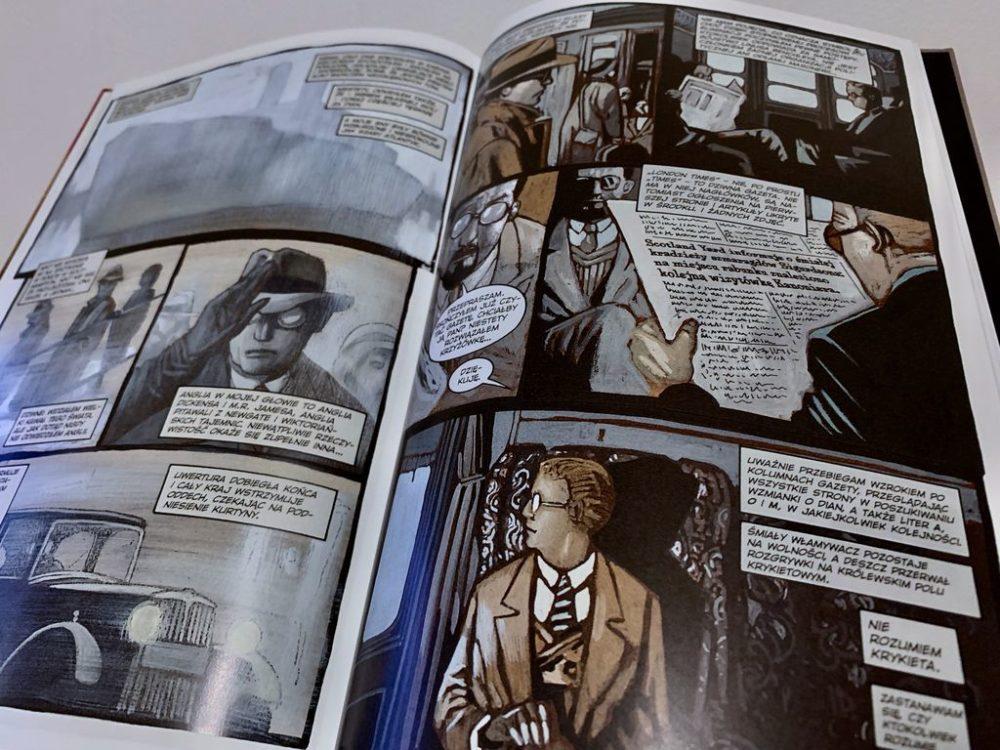 Komiks grozy, czyli literackie nowalijki Gaimana