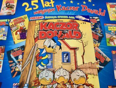 Kaczor Donald wyciął 1000 numerów!