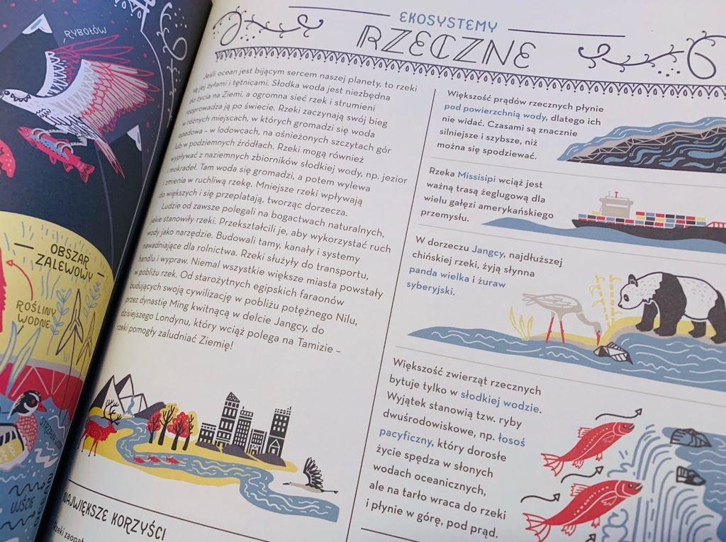 Naukowa opowieść o Ziemi w artystycznym wydaniu