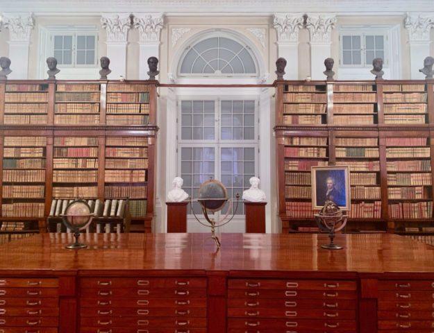 Biblioteka Załuskich - perła w koronie narodowych skarbów