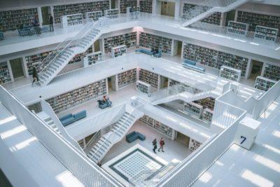Noworoczne szaleństwo w bibliotekach!