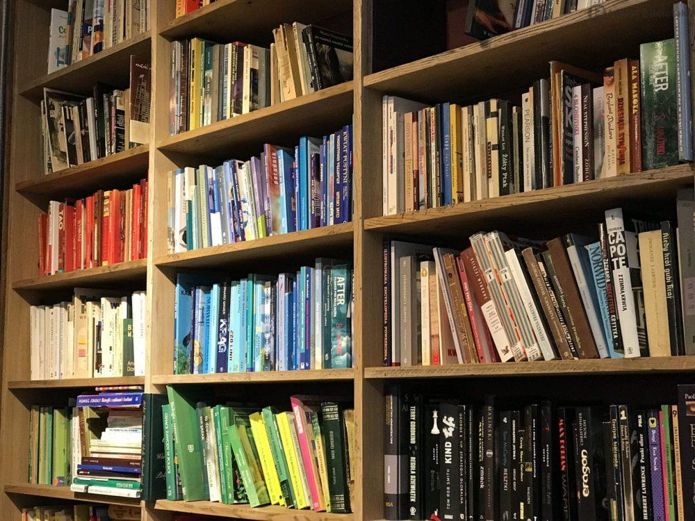Recenzje książek w Lustrze Biblioteki