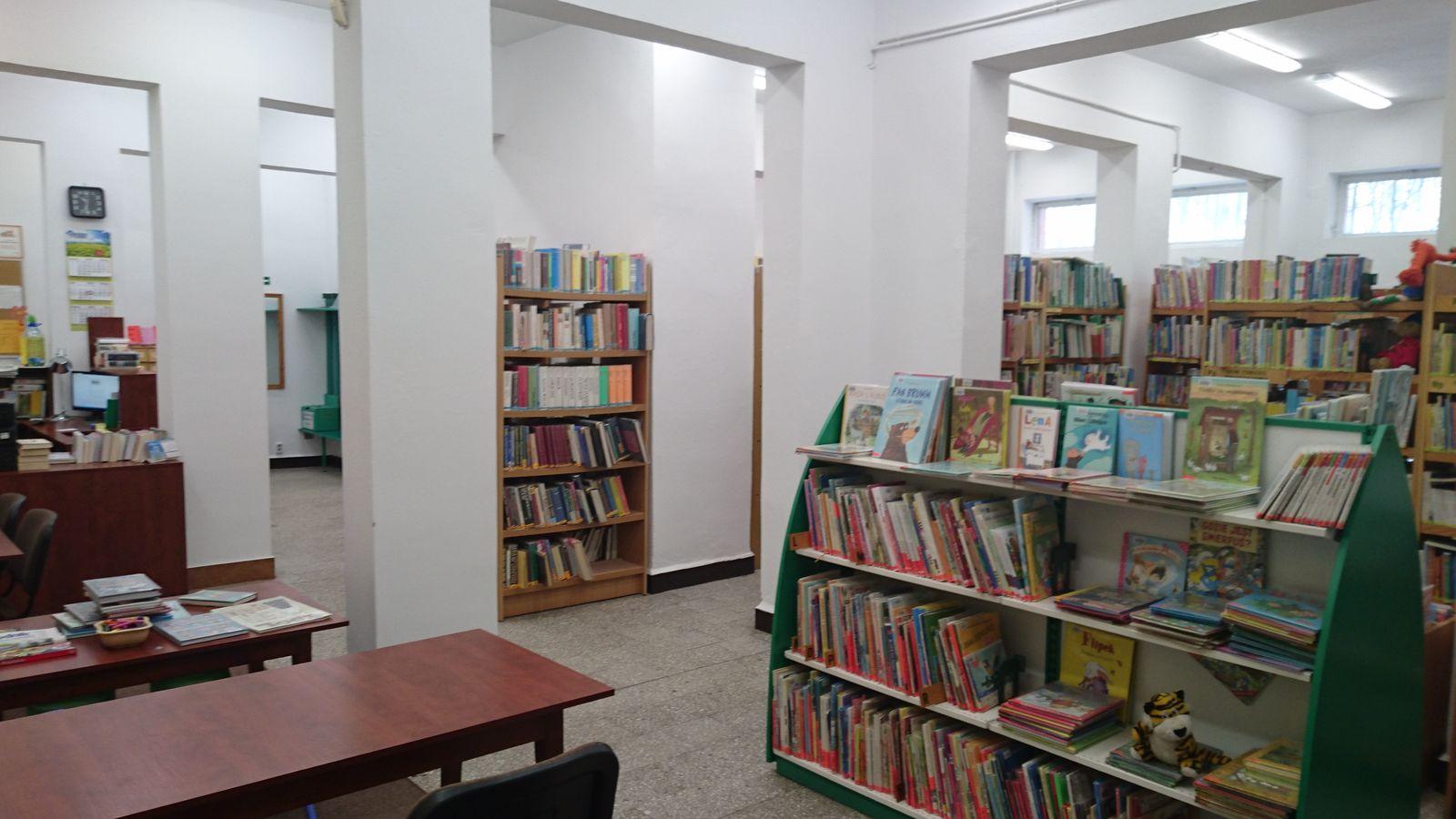 biblioteka pieniądze