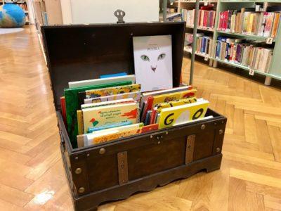 5 super pomysłów na promocjębiblioteki i książki