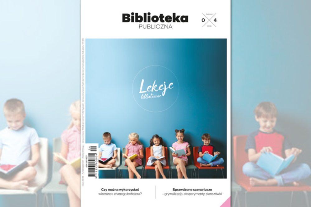 lekcje biblioteczne