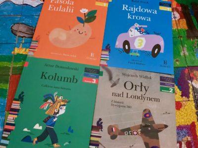 Wygraj książki dla biblioteki!