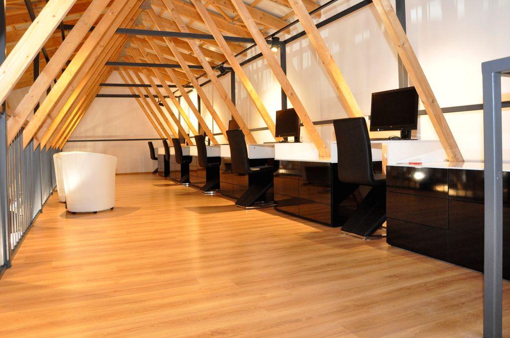 Biblioteka na Poziomie – funkcjonalna biblioteka open space