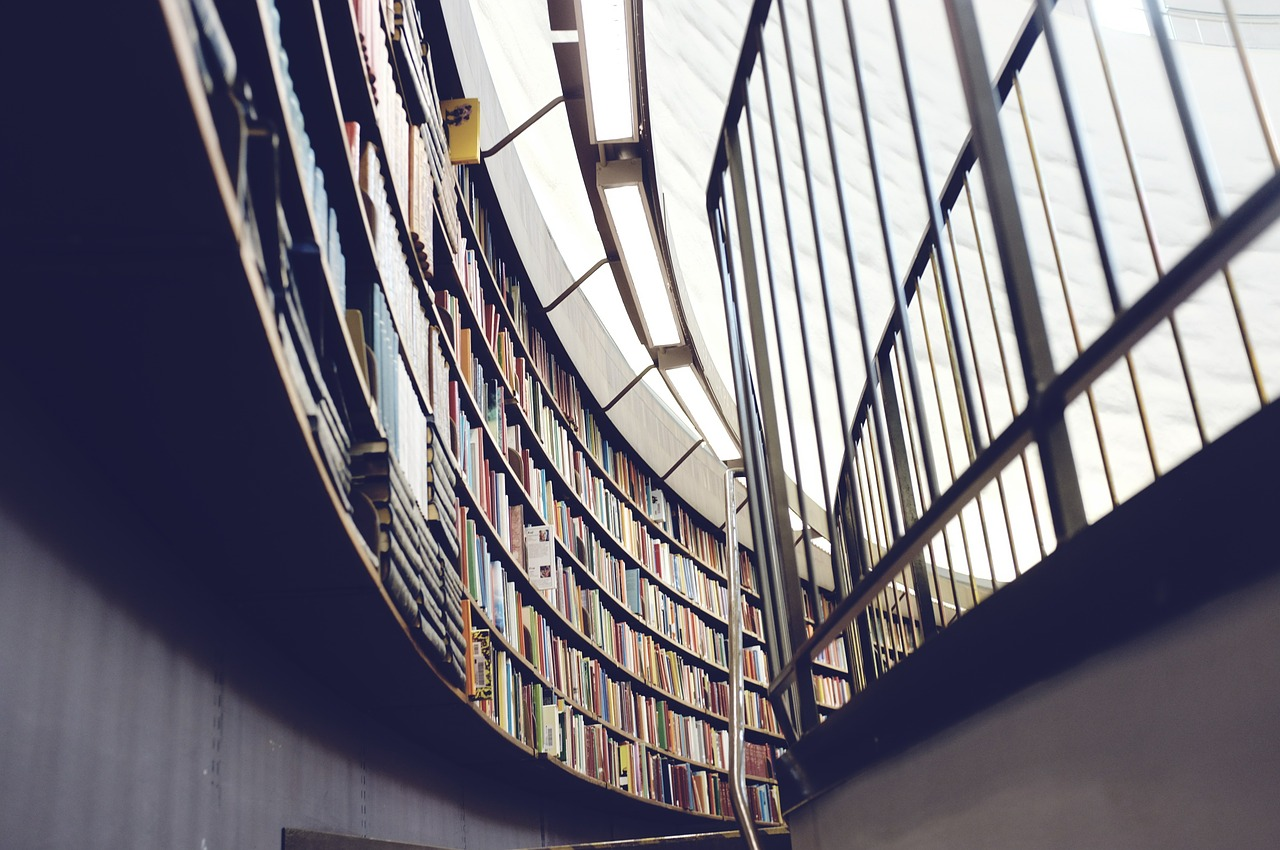 Infrastruktura bibliotek