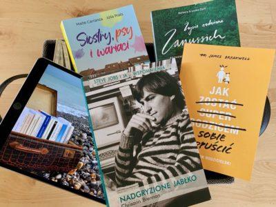 10 książek na koniec wakacji