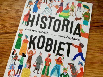 Męsko-damska lektura, czyli tropem kobiet przez wieki