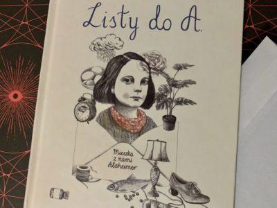 Niechciany lokator – powieść o chorobie