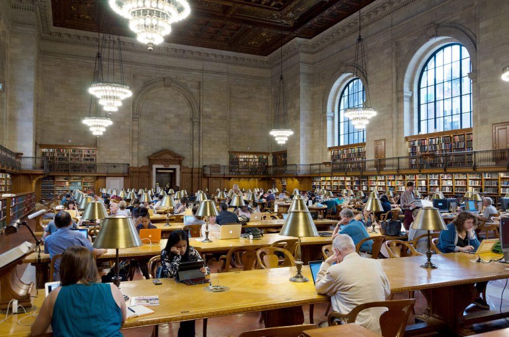 Klasyczne i ekstrawaganckie: Najpiękniejsze biblioteki świata