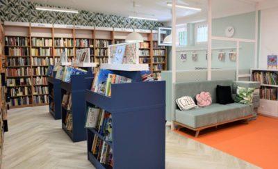 Nowe biblioteki – przystań i czytaj!