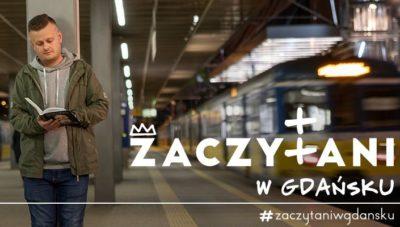 Zaczytani w Gdańsku – miejskie czytelnictwo w obiektywie