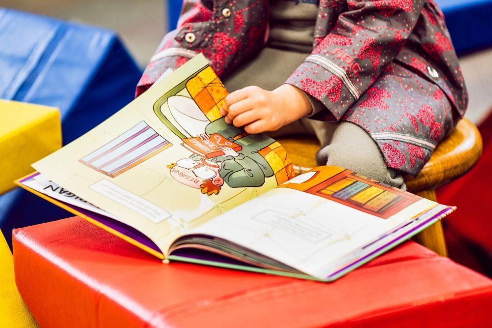 Wzrost dziecka związany z liczbą książek w domu rodzinnym